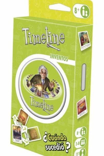 TIMELINE INVENTOS