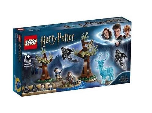 LEGO 75945 HARRY POTTER SPECTRO PATRONUM