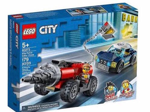 LEGO 60273 POLICÍA DE ÉLITE