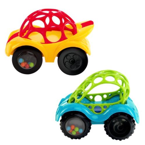 OBALL CARS COCHE BEBÉ