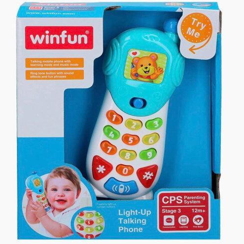 TELÉFONO LUZ Y SONIDO WINFUN