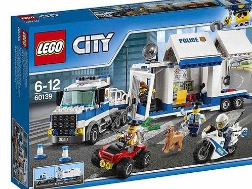 LEGO 60139 CENTRO CONTROL MÓVIL