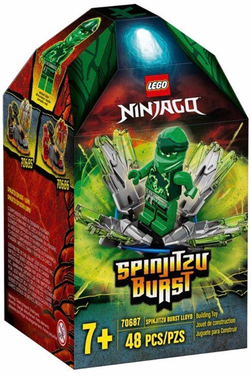 LEGO 70687 SPINJITZU LLOYD