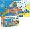 Thumbnail: PUZZLE DISET 125 PIEZAS EUROPA