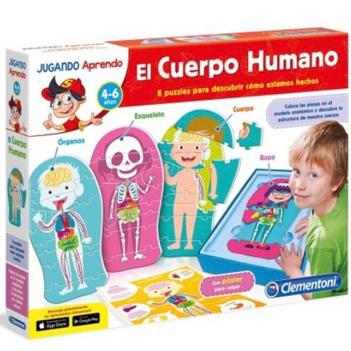 EL CUERPO HUMANO CLEMENTONI