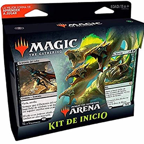 MAGIC KIT DE INICIO 2021