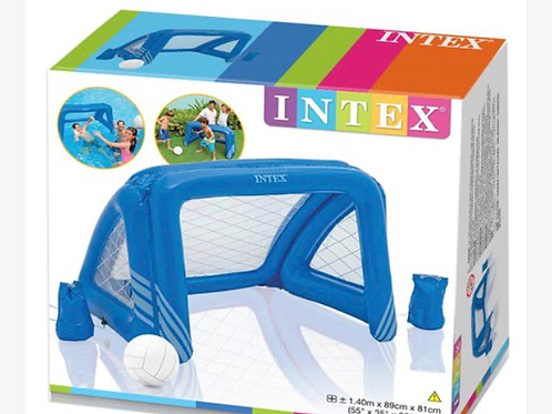 PORTERÍA HINCHABLE INTEX