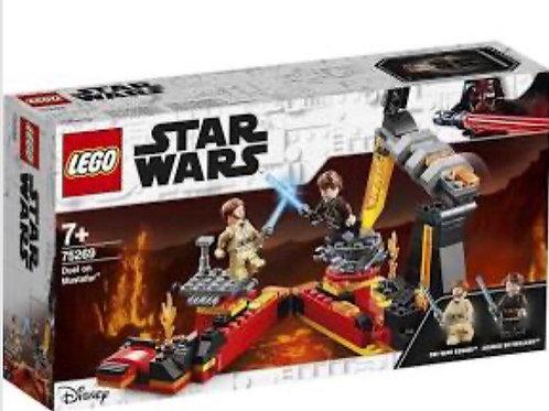 LEGO 75269 DUELO EN MUSTAFAR