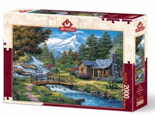 PUZZLE ART PUZZLE 2000 PZ DOS CASCADAS