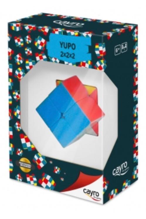 CUBO  YUPO 2X2 CAYRO
