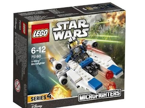 LEGO 75160 STAR WARS U-WING