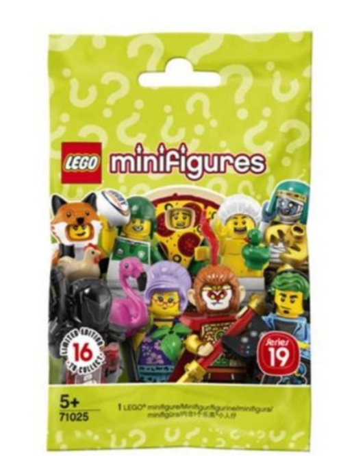 SOBRE LEGO SERIE 19