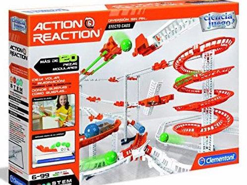 ACTION REACTION CLEMENTONI