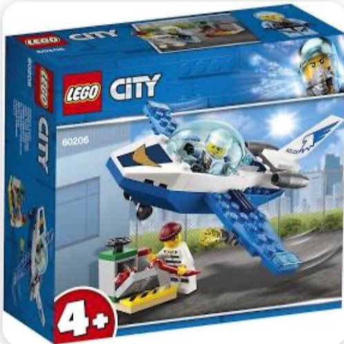 LEGO 60206 POLICÍA AÉREA