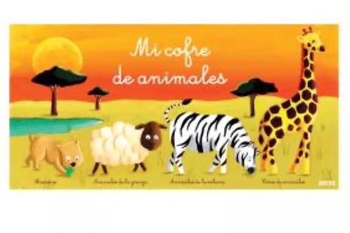 MI COFRE DE ANIMALES AUZOU