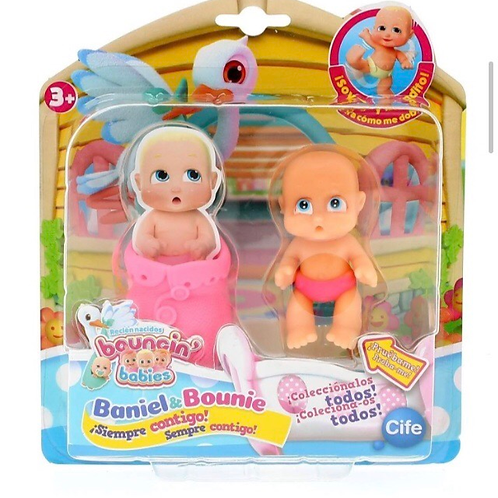 BOUNCIN BABIES CIFE