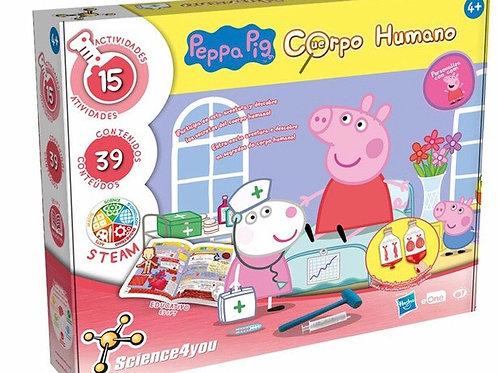 DESCUBRE EL CUERPO HUMANO CON PEPP PIG