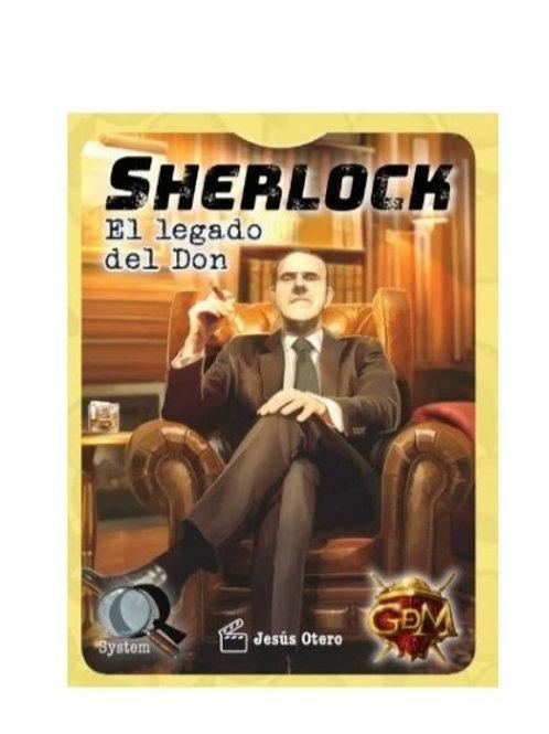 JUEGO SERIE SHERLOCK EL LEGADO DEL DON