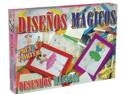 DISEÑOS MÁGICOS FALOMIR