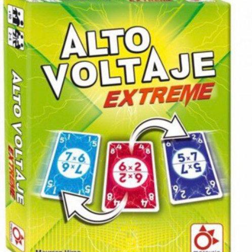 ALTO VOLTAJE EXTREME MERCURIO
