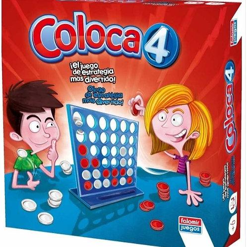 COLOCA 4 - 4 EN RAYA FALOMIR