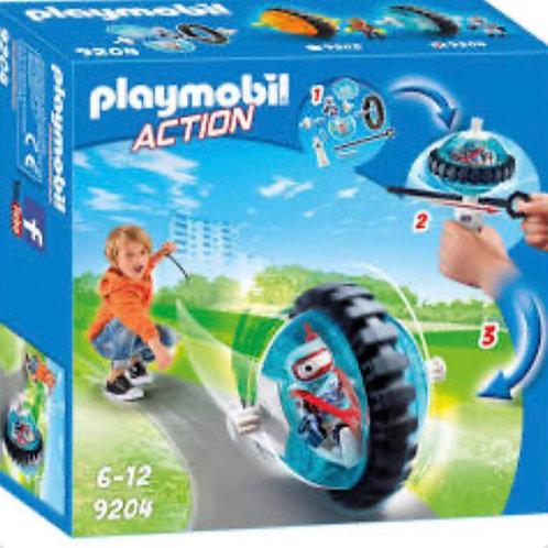 PLAYMOBIL 9204 MONSTER ROLLER AZUL