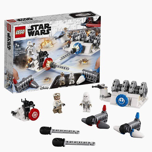 LEGO 75239 ACTION BATTLE HOTH