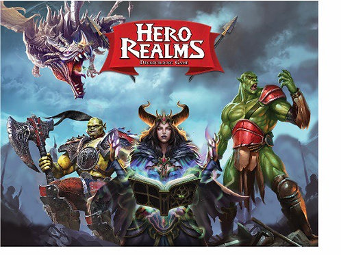 HERO REALMS DEVIR