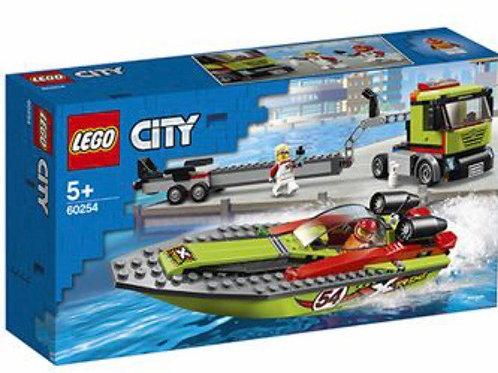 LEGO 60254 TRANSPORTES LANCHA