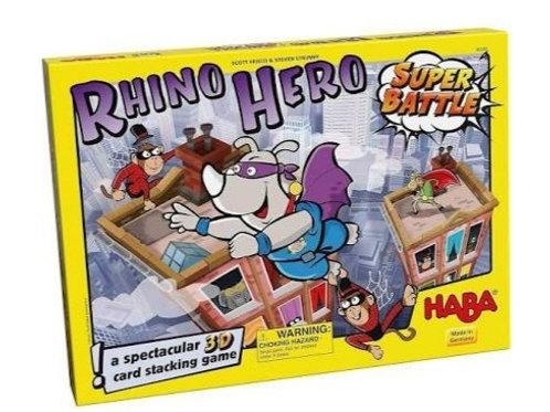 RHINO HETO SUPER BATTLE