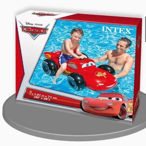 BARCA HINCHABLE CARS INTEX