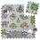 Thumbnail: PUZZLE ALFOMBRA CIUDAD CHICCO