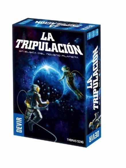 LA TRIPULACIÓN DEVIR