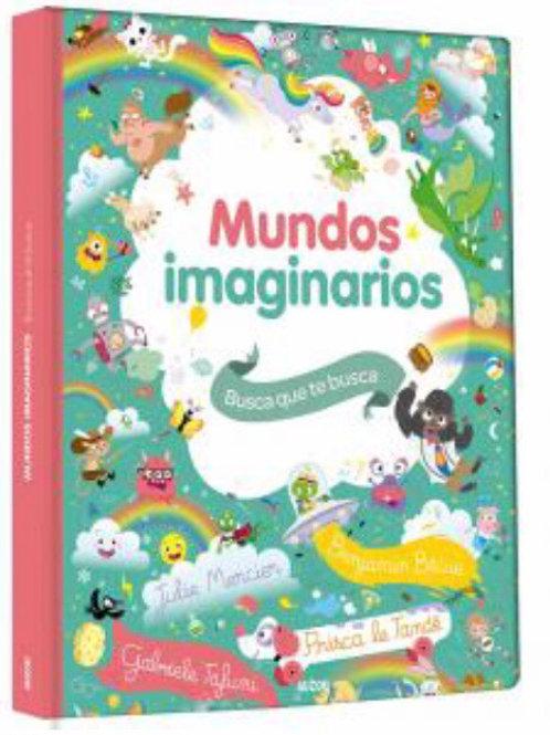 BUSCA Y ENCUENTRA MUNDOS IMAGINARIOS AUZOU