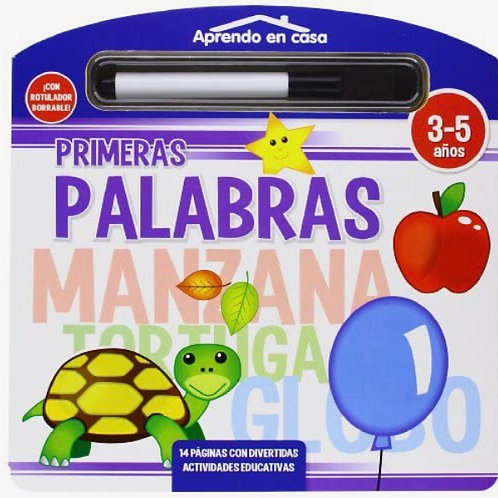 APRENDO EN CASA PRIMERAS PALABRAS