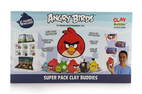 ANGRY BIRDS SUPERPACK DE ACTIVIDADES