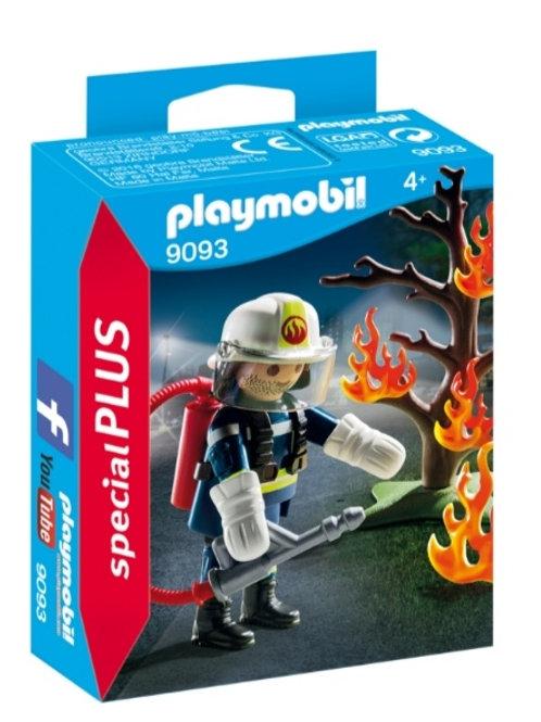 PLAYMOBIL 9093 BOMBERO