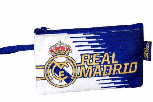 ESTUCHE PORTATODO REAL MADRID