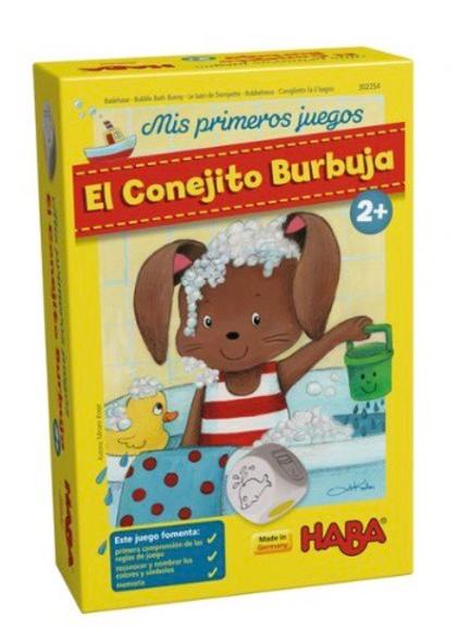 CONEJITO BURBUJA HABA