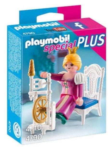 PLAYMOBIL 4790 PRINCESA CON RUECA