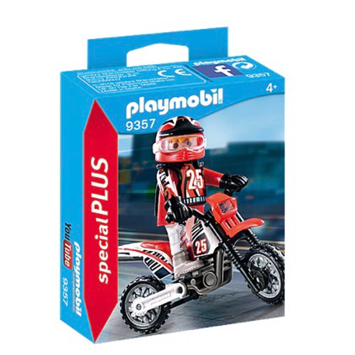 PLAYMOBIL 9357 MOTOCROSS