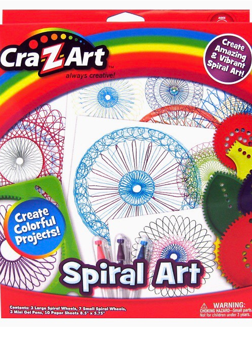 ESPIRAL ART CRA-Z-ART