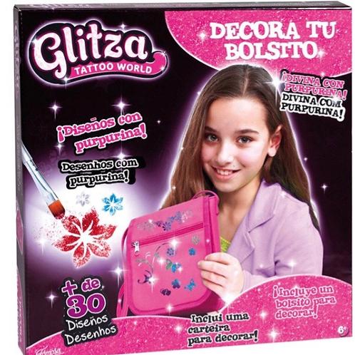 GLITZA DECORA TU BOLSO
