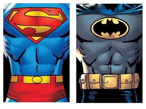 MANTA POLAR BATMAN & SUPERMAN