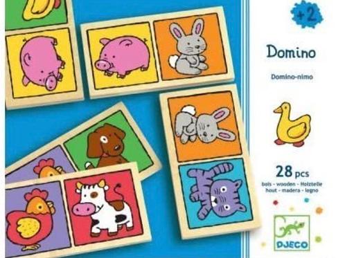 DOMINO INFANTIL DJECO
