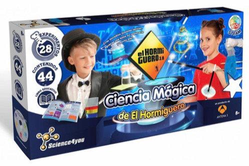 CIENCIA MÁGICA DE EL HORMIGUERO SCIENCE4YOU