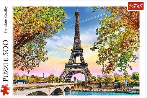 PUZZLE TREFL 500 PZ PARIS