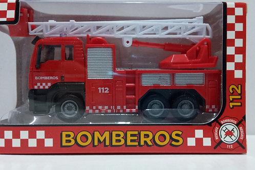 CAMIÓN BOMBEROS METALICO