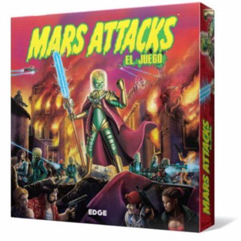 MARS ATTACK EDGE