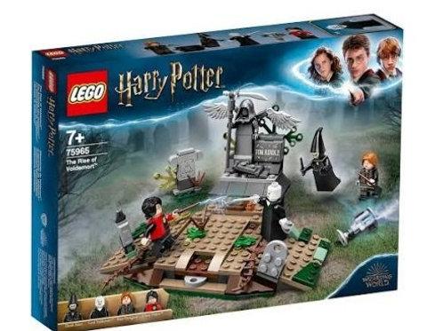 LEGO 75965 HARRY POTTER VOLDEMORT